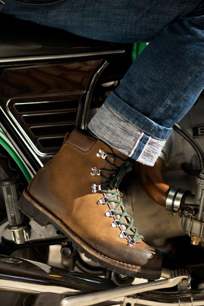 SENTIER PEDULA collection - dieser Schuh ist unzerstörbar!