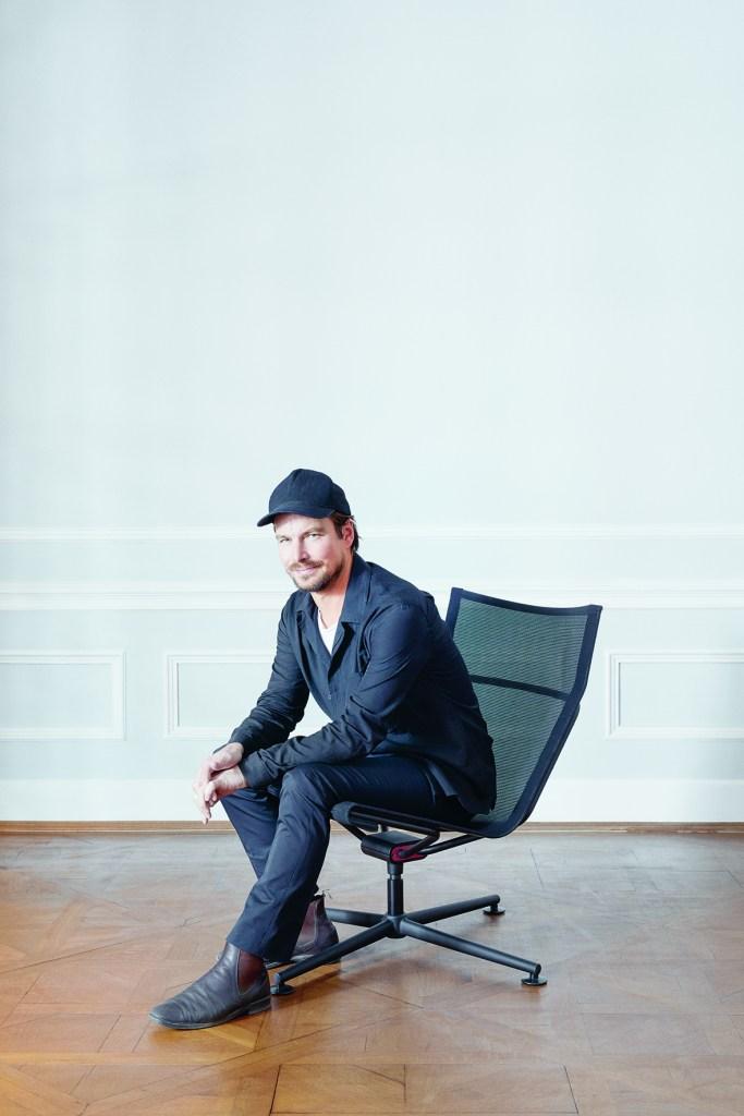 Stefan Diez - Designer von Wagner Stühlen