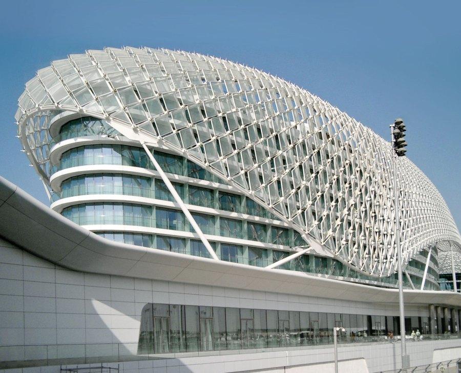 Yas-Island-Hotel in Abu-Dhabi
