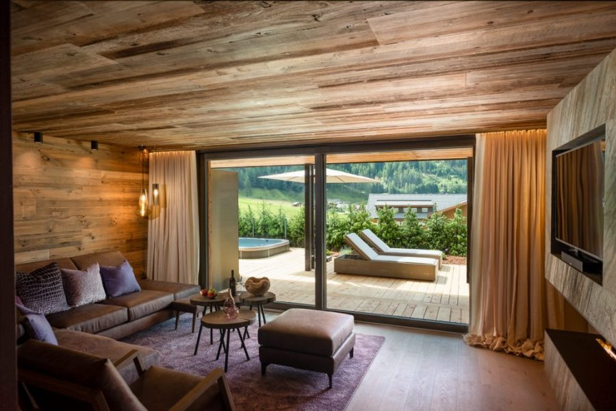 CHALET SALENA - LUXURY & PRIVATE LODGE