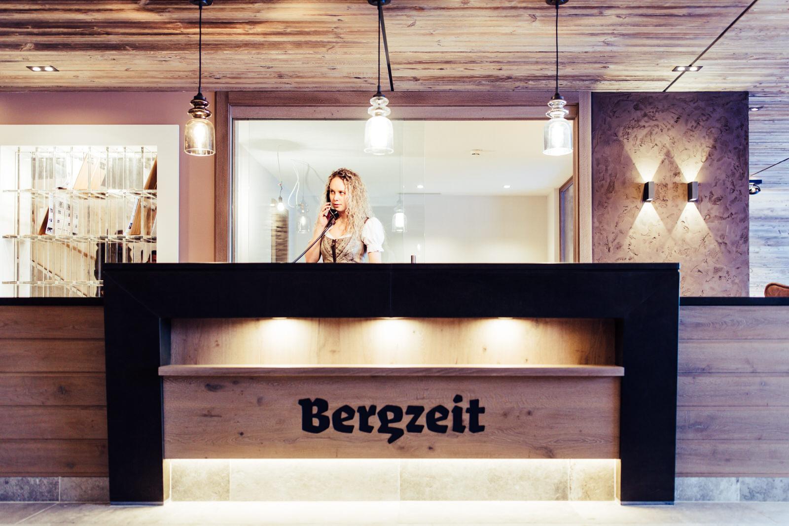 Willkommen im Bio Hotel Bergzeit.