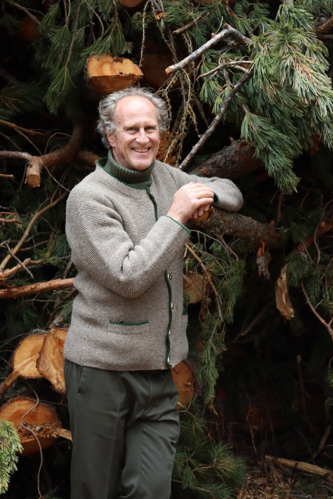 Bergler und Naturbursche