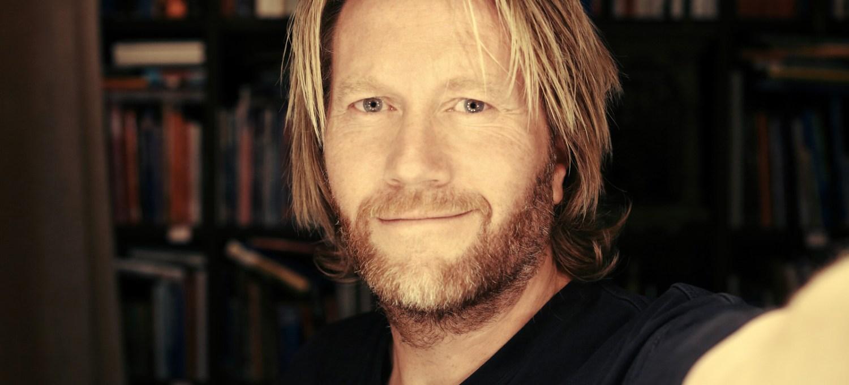 Erik Nissen Johansen Kopf der Kreativagentur Stylt Trampoli