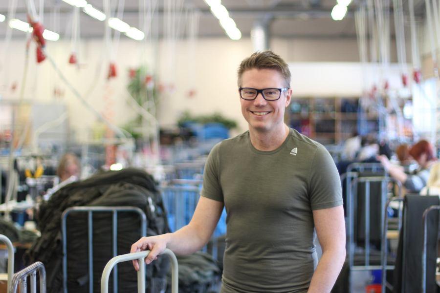 Lars Eivind Johansen CEO Aclima