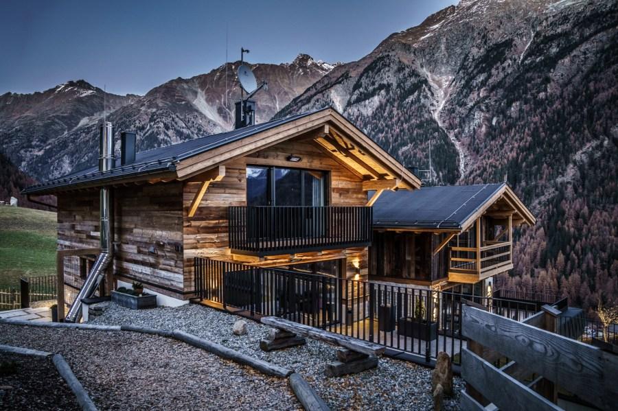 The Peak Chalets und Ferienwohnungen.