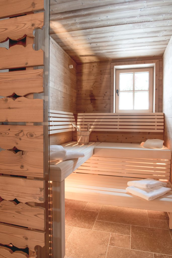 Bio Sauna Lech Lodge