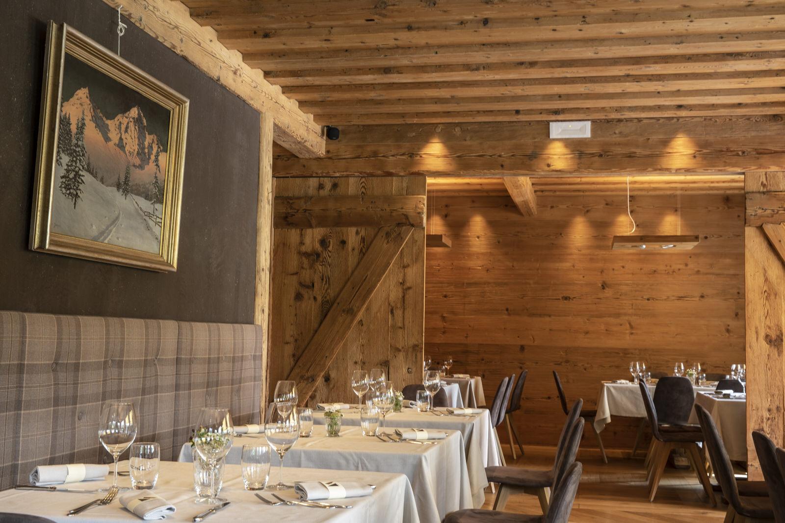 Dolomiti Lodge Restaurant