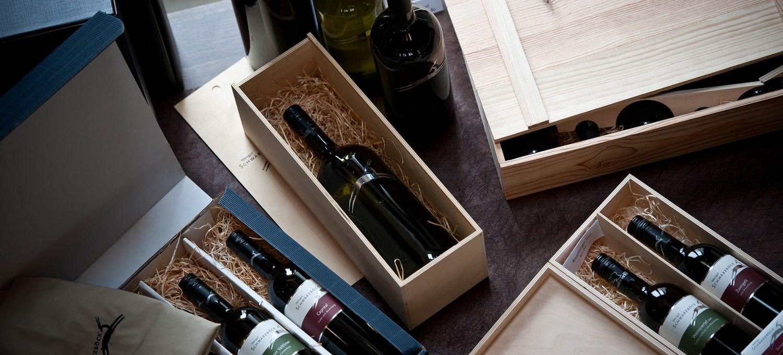 Schwarzböck Wein Sortiment