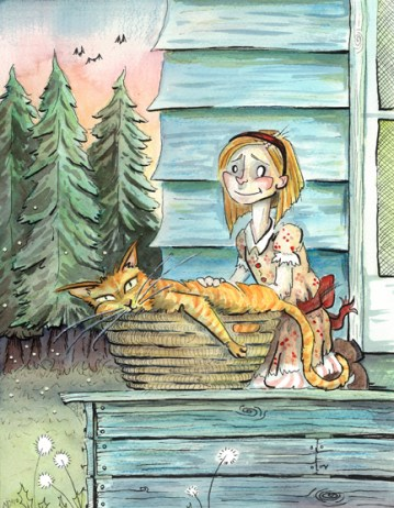 Sample work for children's book #1