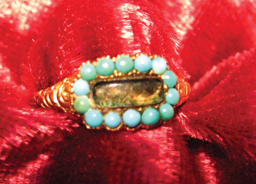 3rd stage mourning ring