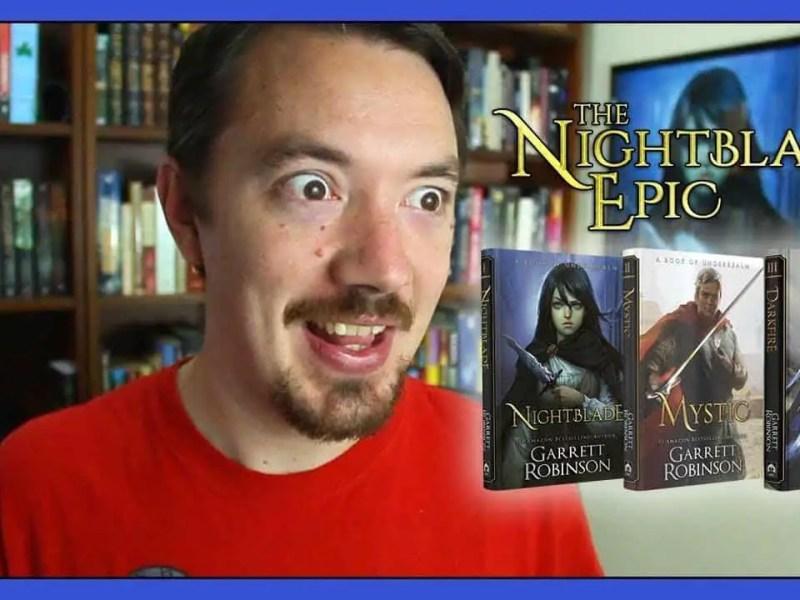 Author Interview: Garrett Robinson