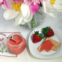 Summer Strawberry Curd