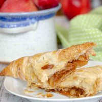 Apple Turnover with Puff Pastry