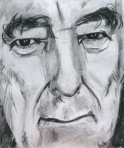 Heaney drawing