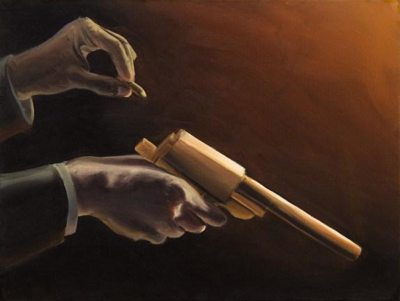 Celebrity Guns No. 6 - The Golden Gun