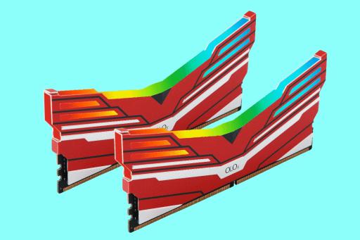 OLOy Warhawk RAM