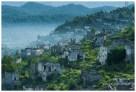 Kayakoy - opuszczone miasto, Turcja - Wybrzeże Egejskie