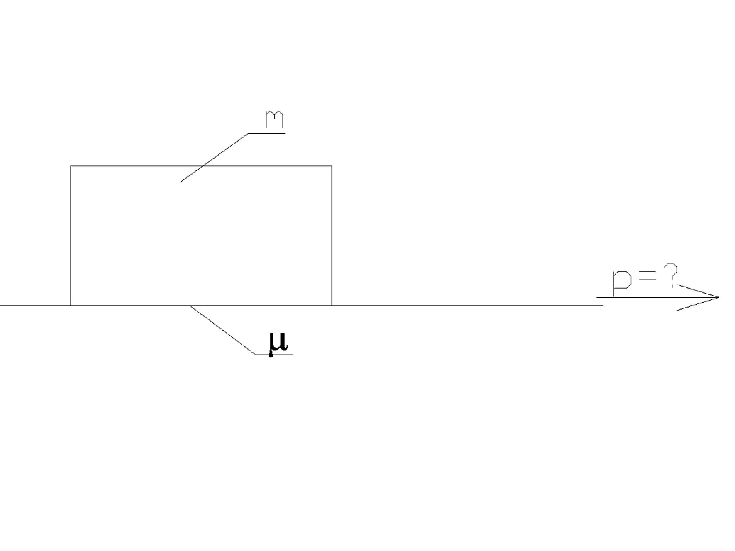 dynamika1 - Dynamika - tarcie statyczne - zadanie 6