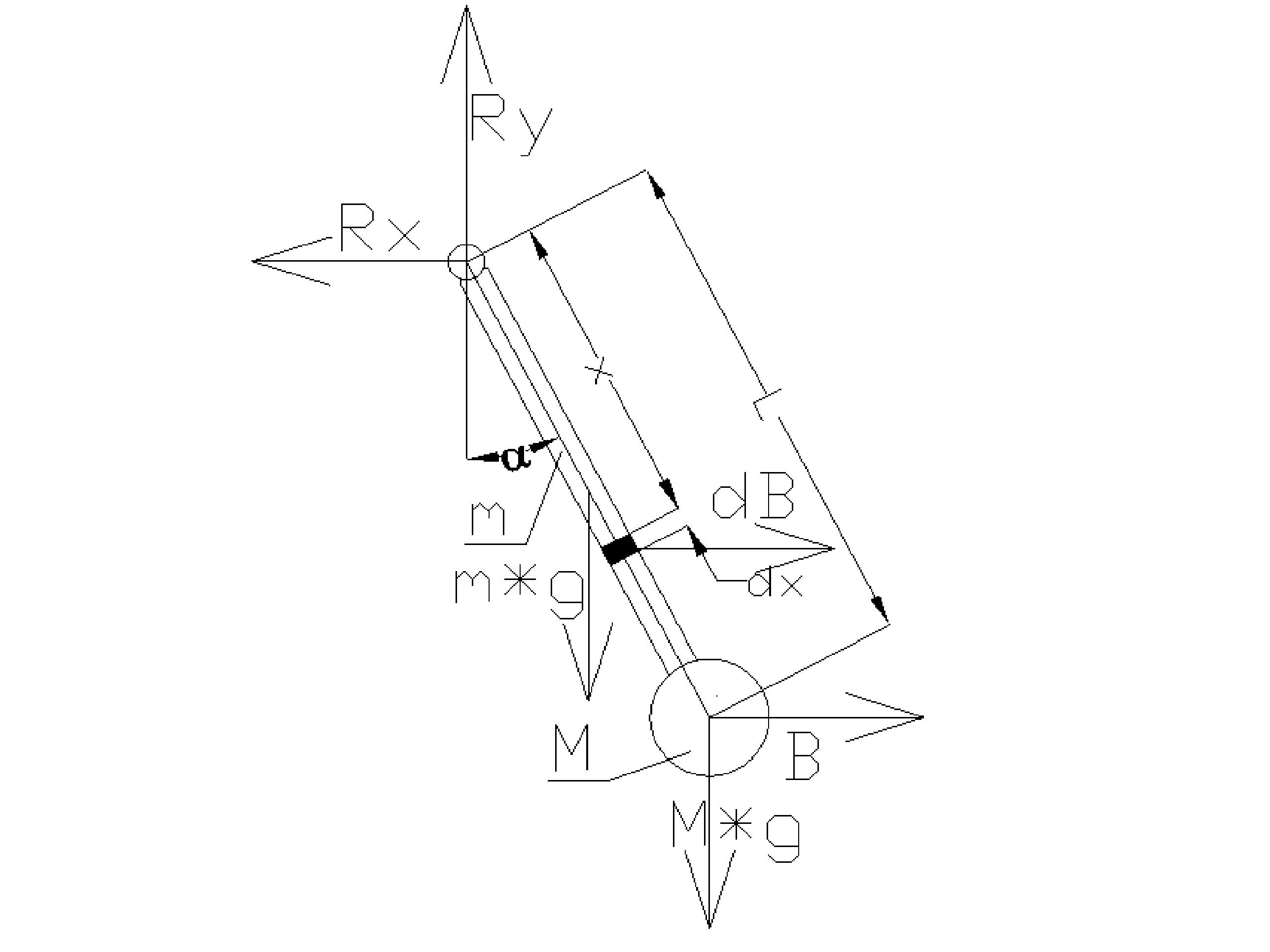 dynamika8 - Dynamika - ruch obrotowy - regulator - zadanie 20