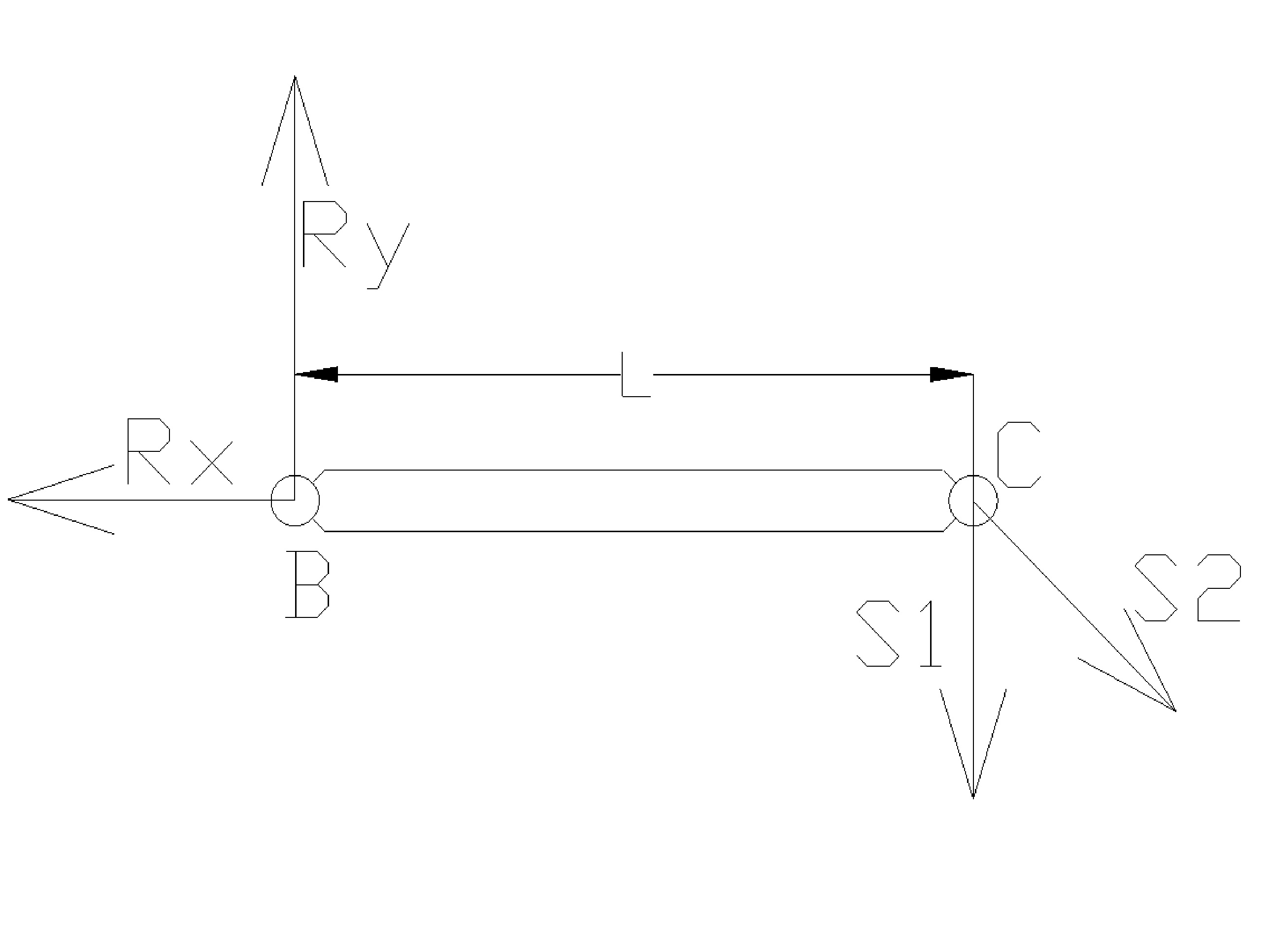 rozciaganie7 - Odkształcenie temperaturowe i układ statycznie niewyznaczalny - wytrzymałość - zadanie 18