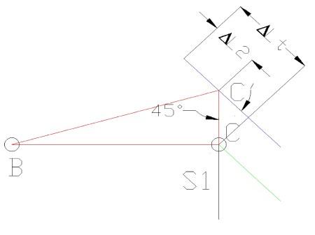 rozciaganie8 - Odkształcenie temperaturowe w układzie prętowym - zadanie 18