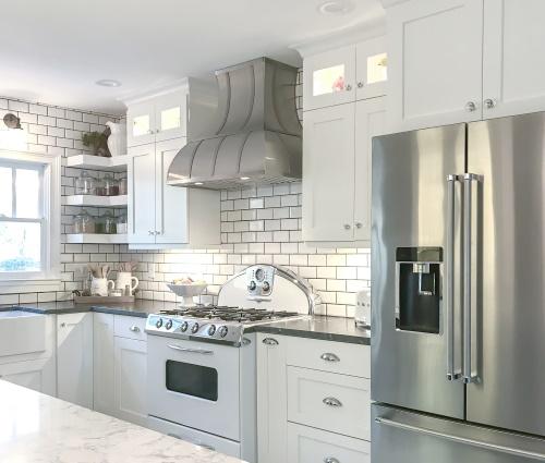 kitchen range hoods cost of cabinets art carolina