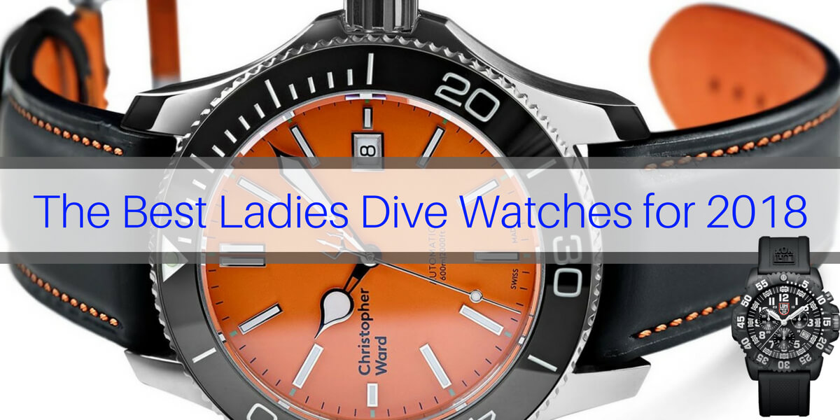 Ladies Dive Watches