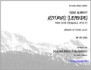 Asturias (Leyende), from Suite Espagnole