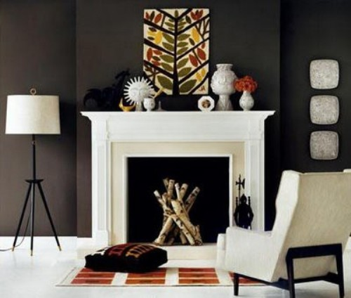 Amazing Decor Ideas For Unused Fireplaces Art Of Style N Grace
