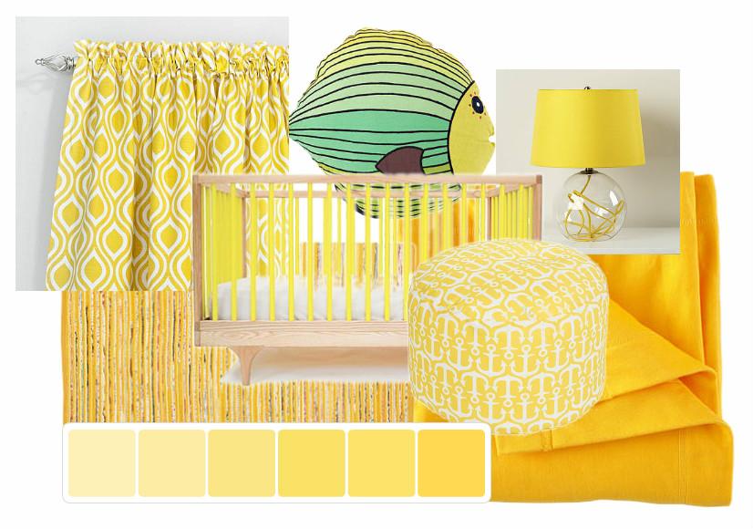 OB-yellow nursery