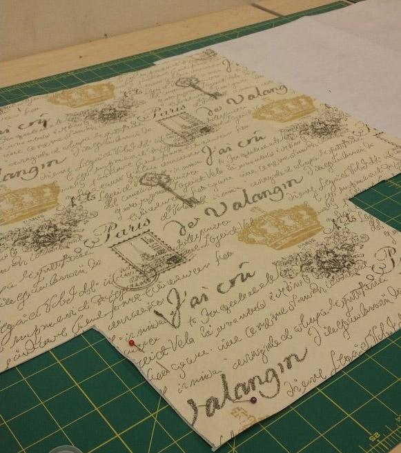 Fabric Bin project