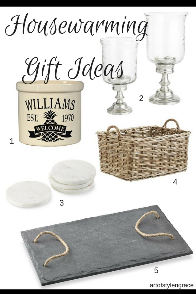 Housewarming Gifts Ideas Art Of Style And Grace