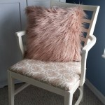 dixie bell painted chair
