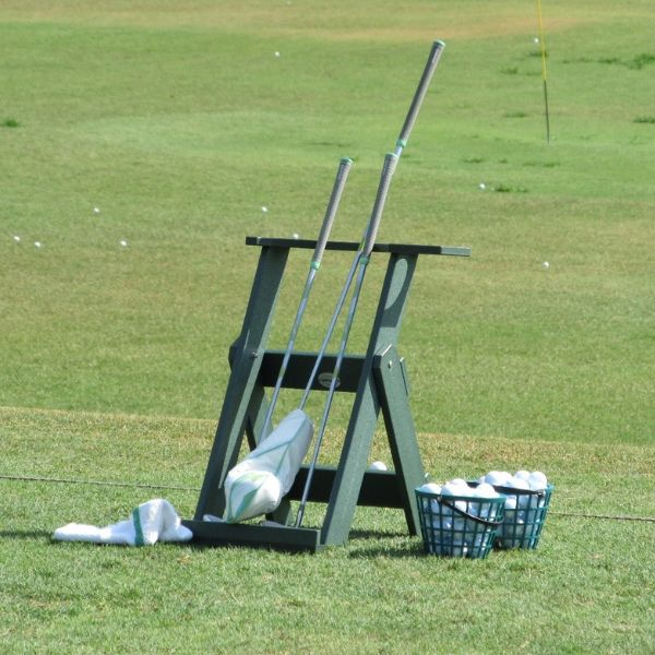 Women's Golf Day Practice Range