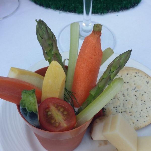 Women's Day Innisbrook Resort food