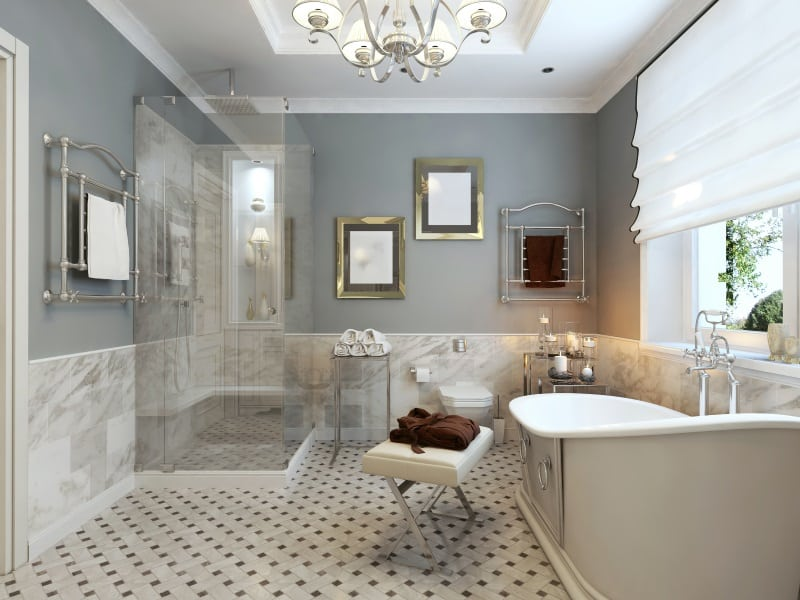 20 Inspiring Master Bathroom Designs  Art Of The Home