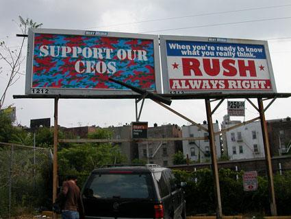 CEOs & Rush