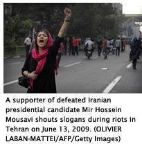 tehranprotestor