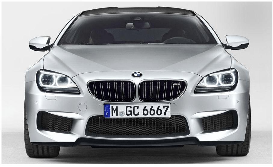 BMW M6 Gran Coupe set for Detroit  (2/4)