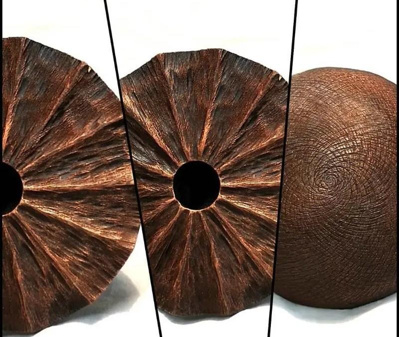 Beech Wood Hollow Form