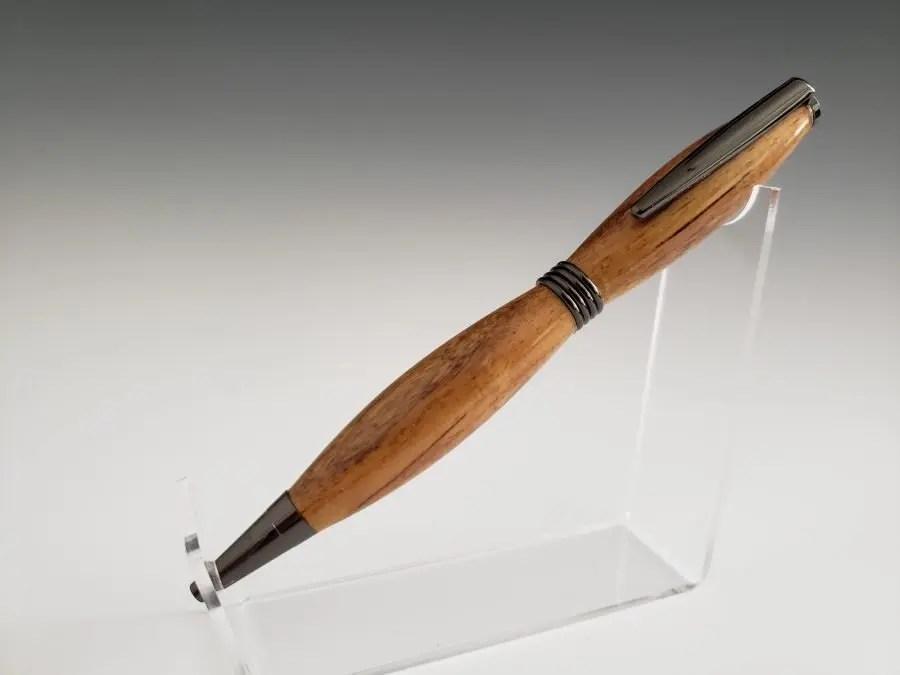 Handcrafted Kiaat Wood Pen