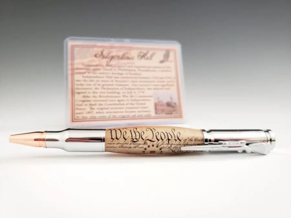 We the people freedom pen