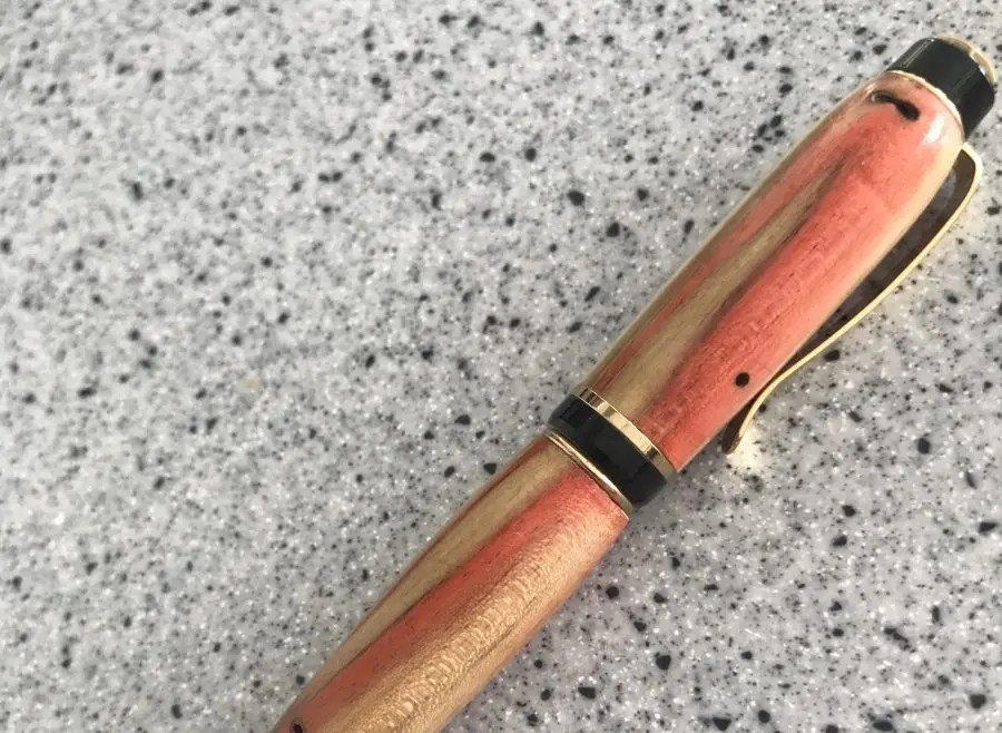 Boxelder Maple Wood Pen