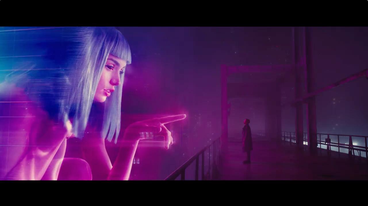 Hologram Girl From Blade Runner 2049 Live Wallpaper Blade Runner 2049 A Must See Science Fiction Film