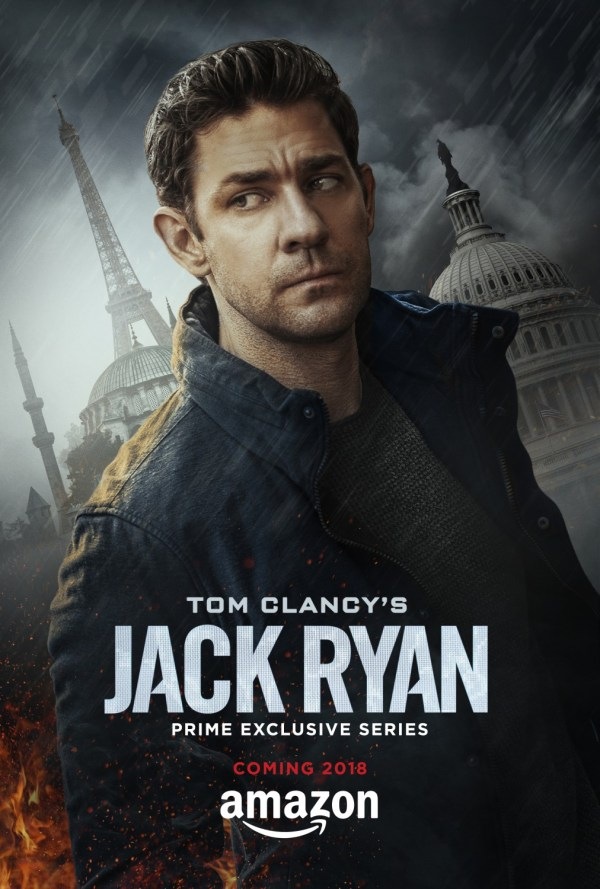Jack Ryan Tv Fan Art Exploring Mars