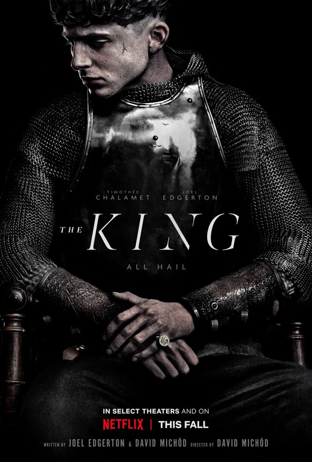 Últimas películas que has visto (las votaciones de la liga en el primer post) - Página 14 The-king-poster