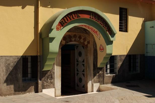 Historic Turkish Bath Büyük Hamamı Kasimpaşa