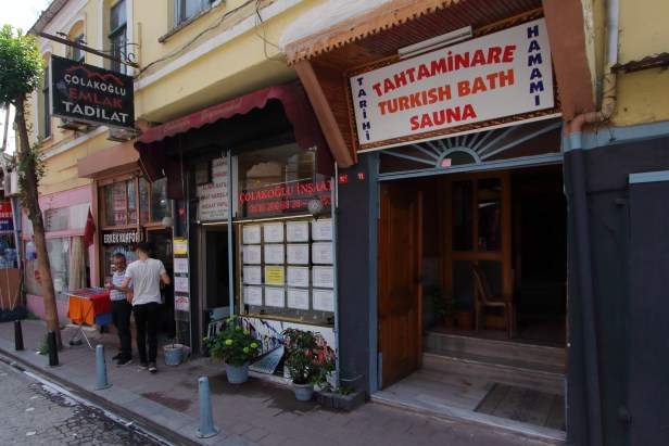 Tahta Minare Turkish Bath