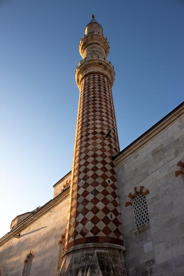 Üç Şerefeli Mosque Edirne
