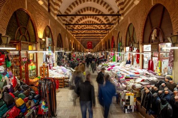 Ali Pasha Market Edirne